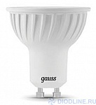 Лампа Gauss LED MR16 GU10 5W